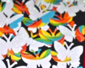Butterfly Paper Cut Outs - 50