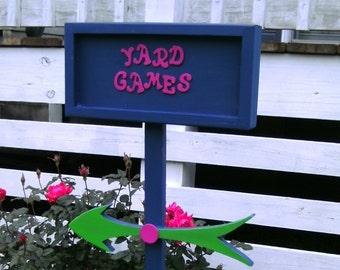 Custom Yard/Event Signs