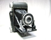1955 Vintage FOLDING CAMERA  Sears TOWER Model 51