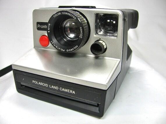Vintage 1977-78  POLAROID PRONTO B SX-70 Instant Land Camera