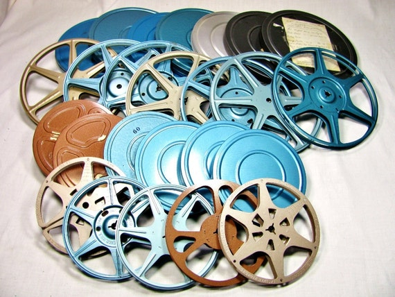 ReseRvEd for Jean Ann - Reels and Cases