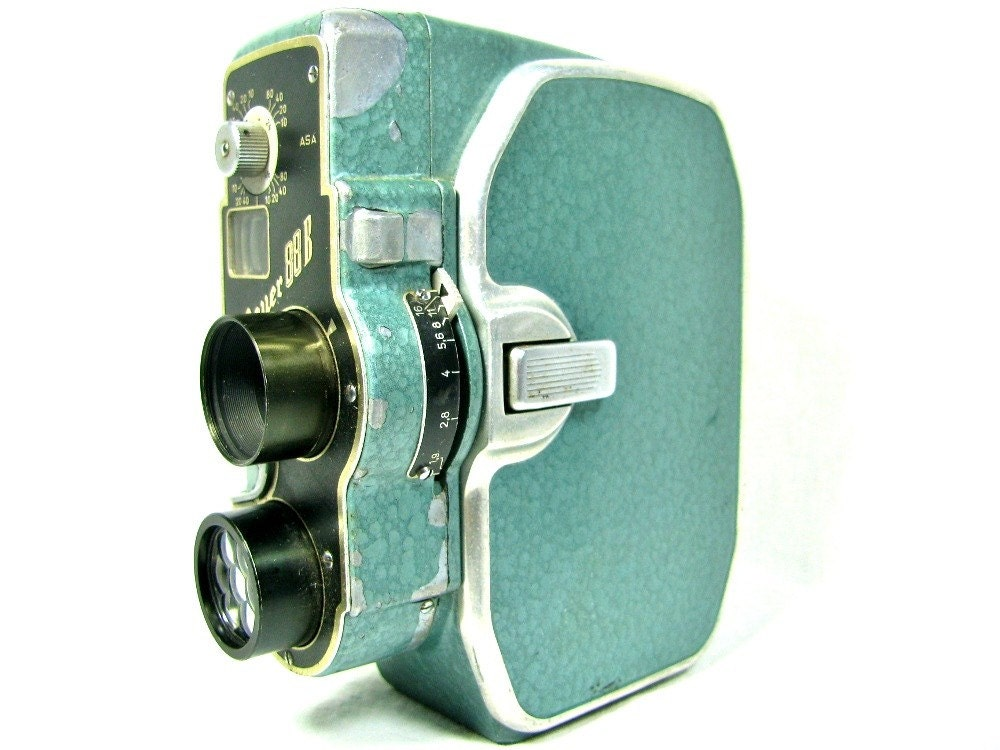 1000 images about camera bauer 88b on pinterest for Deco americaine annee 50
