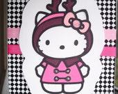 Hello Kitty Reindeer