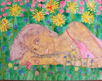 Summertime Dreams - Original Painting