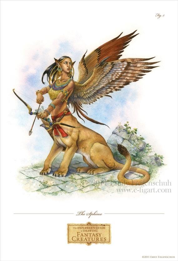 The Sphinx-Print