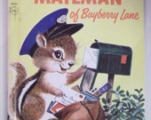 A Rand McNally Elf Book The Little Mailman of Bayberry Lane