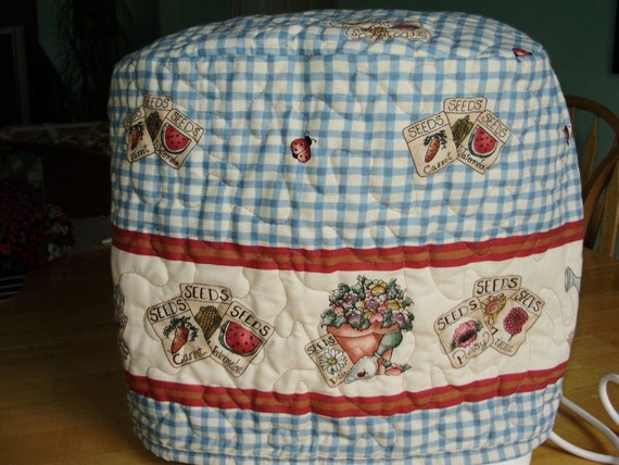 Quilted Stand Mixer Covers You Pick The Pattern