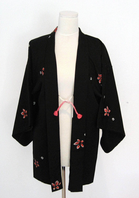 Vintage Kimono Jacket Haori On Sale