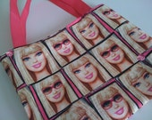 Girls Barbie Tote - Ready to ship