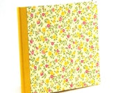 CD Case / DVD Cover Rain of yellow and pink flowers