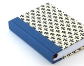 all year planner, Day Planner blue fleur de lis