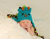 Baby Boy hat, baby girl hat, crochet peacock hat, peacock, photo prop, baby shower gift, coming home outfit, crochet newborn hat