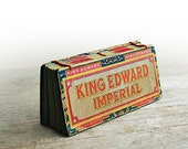 King Edward the Imperial - Mini Handstitched Journal