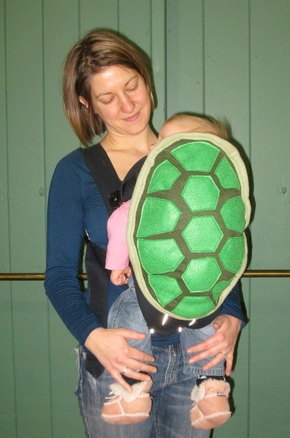 Decorative Turtle Shell Baby Carrier Accessory Bjorn Ergo Cover