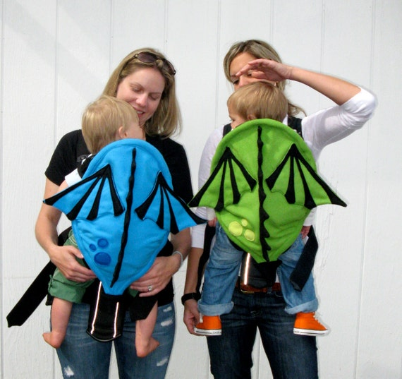 BE The Mother of Dragons.....  Baby Dragon Carrier Cover - Baby Carrier Accessory with Huge Pocket Storage
