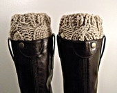 Boot Cuffs / THE WESTCOTT Boot Cuffs / Sandy Pond