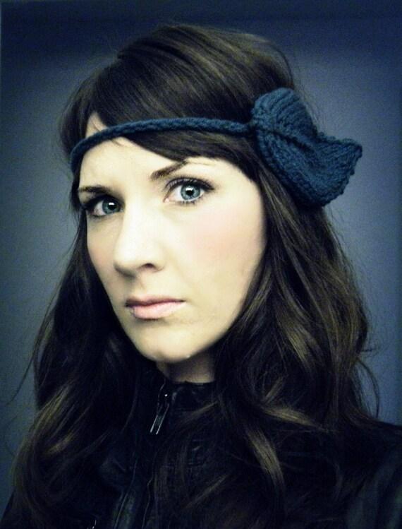 Hippie headband. The Oakwood Headband in Teal