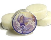 Sale! Boo-Boo - Almond - Angel - 5 oz Shea Butter Scented Soap Bar