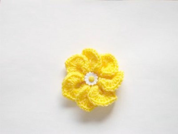 Croco-Flower Yellow