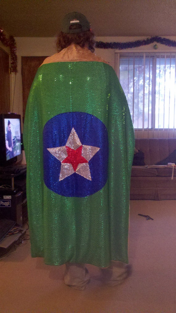 Green Star Mandala