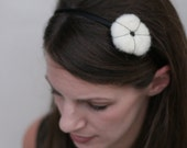 Ella Black and White Headband