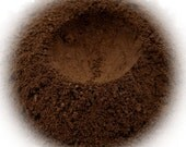 5g Mineral Eye Shadow - Cocoa - Dark Chocolate Brown With Suede Finish