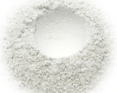 5g Mineral Eye Shadow - Sparkling Snow - Pure White With Silver Sparkle