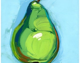 Print - Sweet Bartlett -10X10-Modern Fine Art
