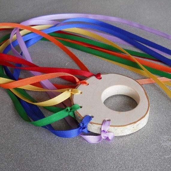 Birch Branch Ribbon Runner Natural Toy