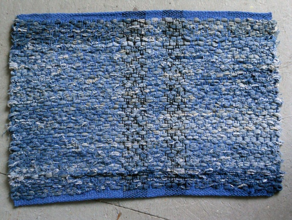 Place Mat Recycled Denim