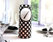 Printable Posh Dots Table Number Luminaries Print as many as you want
