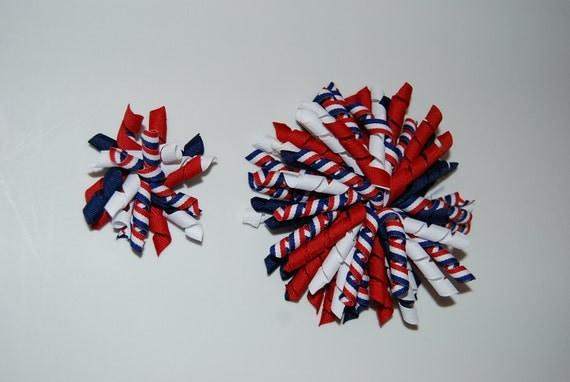 Special order for two Large 4th of July Korker