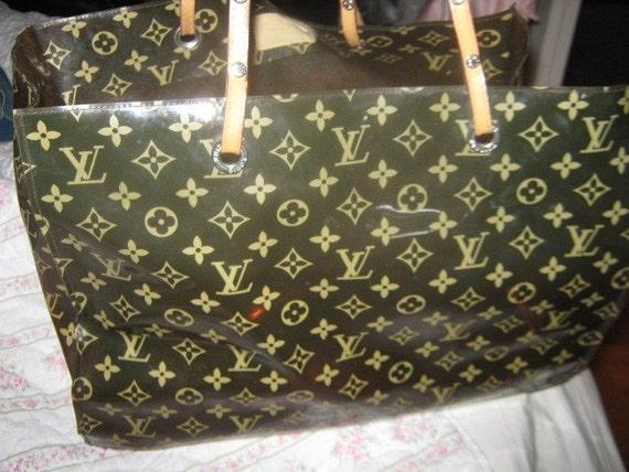 Louis Vuitton Clear Box Bag Sema Data Co Op
