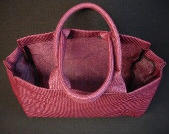 Large  Mesh Nonie Tote Bag