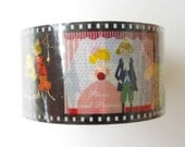 Cinderella and Prince Large Deco Tape