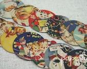 Christmas Vintage Gift Tags