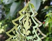 Christmas Ornament - 3D Tree Decoration