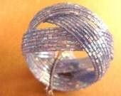 CUSTOM ORDER FOR CPEZZI Cornflower Blue Bracelet