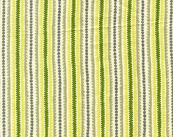 Denyse Schimdt Piney Wood from Hope Valley Canyon Stripe 1/2 YD