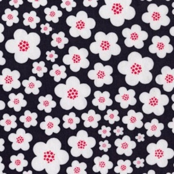 BULK SALE........10% OFF Patty Young Blossom in stone from Floral and Fauna by Micheal Miller 1 yd 21 inches remain