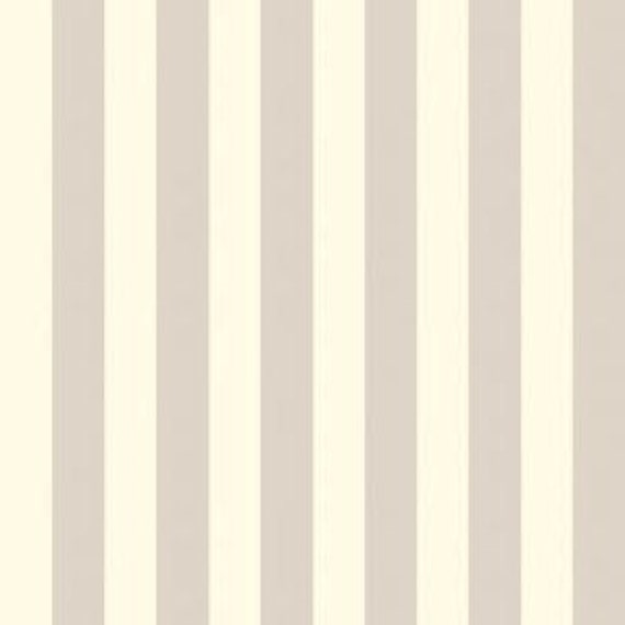 SALE....10% OFF Taza by Dena Designs for Free Spirit, Color Stripe in Neutral 1 yard