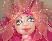 SALE SALE SALE - Fairy Art Doll