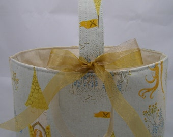 Easter Basket, Far Far Away Fabric Basket