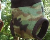 Camo  Diaper  Cover  NB, S, M, L