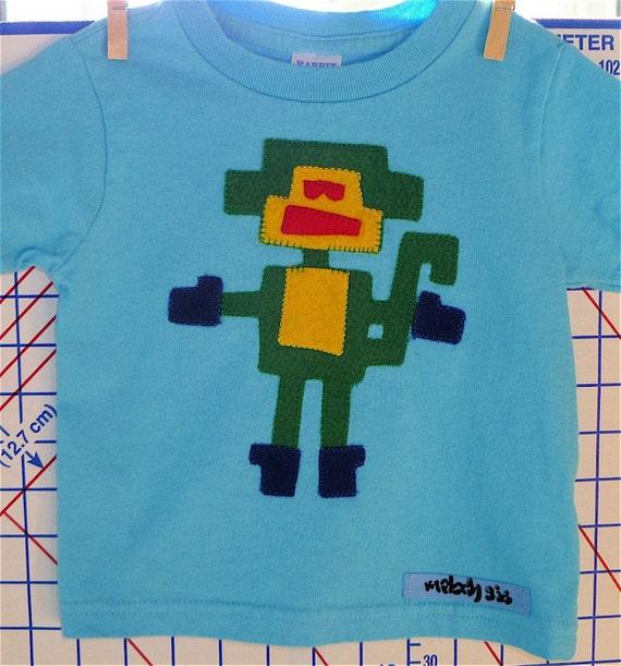 Robot Monkey - Size T2
