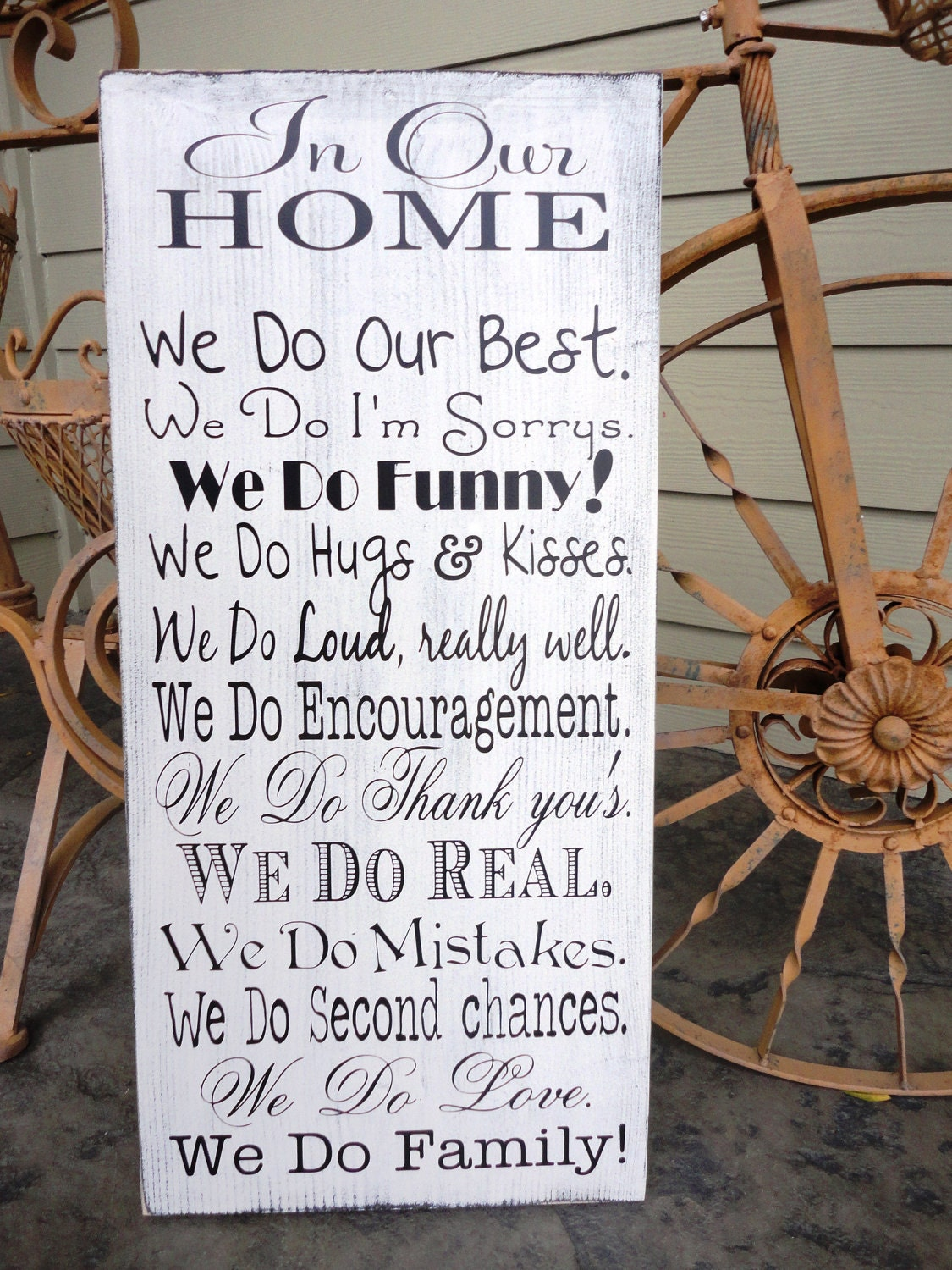 We Do Sign In Our Home In This Home We Do By Ourhobbytoyourhome