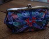 VIntage Make-up bag / Wallet