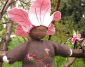 Waldorf Doll - Miss Peach Blossom - Made to Order