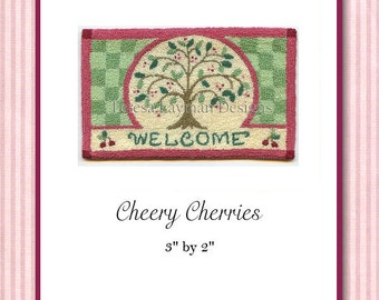 Cheery Cherries Miniature Knotwork Kit