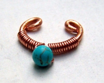 Copper Ear Cuff Copper Ear Cuffs Jewelry Under 10